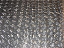 Алюминиевый лист 4х1250х2500 АД0 рифлёный