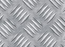 Алюминиевый лист рифленый 1,5*1250*2500