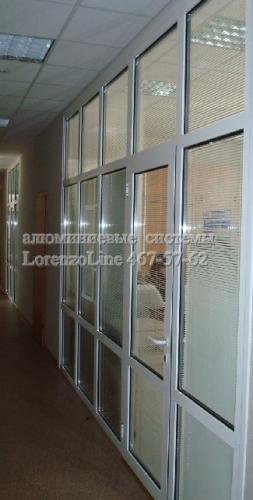 Алюминиевый профиль от завода Kurtoglu для создания окон, дверей, фасадов.
