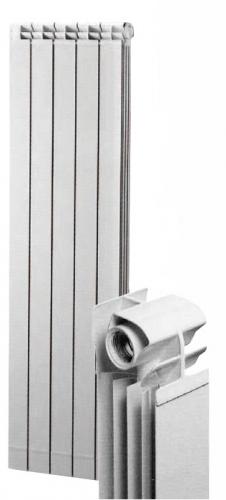 Алюминиевый радиатор Maior Nova Florida Италия, 140*100 мм.