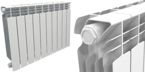 Алюминиевый радиатор Nova Florida SERIR ExtraTherm S3