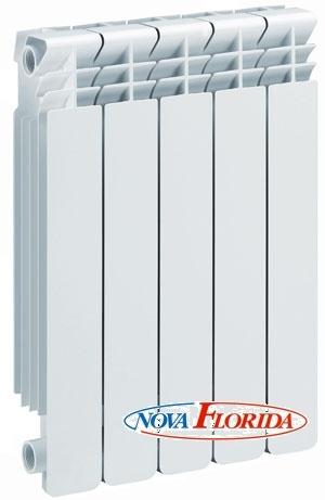 Алюминиевый радиатор NOVA FLORIDA Serir ExtraTherm S3 500/100