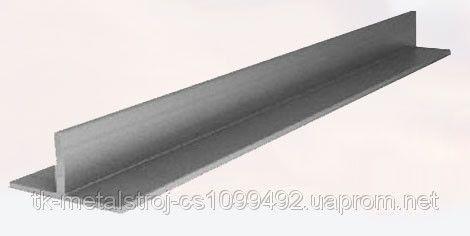 Алюминиевий тавр 50х80х2