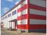 Фото 2 Профнастил стеновой для строительства ангаров, складов, хранилищ 322645