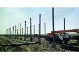 Фото  1 Ангар 18*36*5 с прогонами. Строительство производственных помещений 2101276