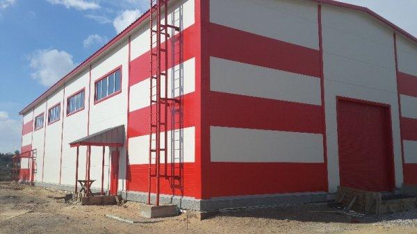 Фото 5 Будівельні і монтажні роботи, будівництво ангарів, складів, цехів 338829