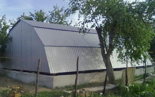 Ангар полигональный. Доставка и монтаж в любой точке Украины.