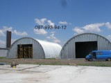 Ангар. Ангары арочные, склады, зернохранилища.