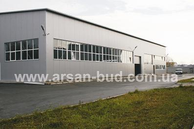 Ангары, склады, БМЗ,модульные здания