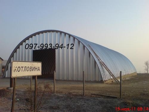 Ангары, склады, напольные зернохранилища. БМЗ.
