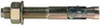 Анкер клиновой (цена за 100 шт. ) Размер 16 х 160