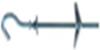 Анкер складной, пружинный (цена за 100 шт. ) Размер M4 х 75