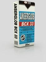 ANSERGLOB BCX 33, клей для плитки. 25кг