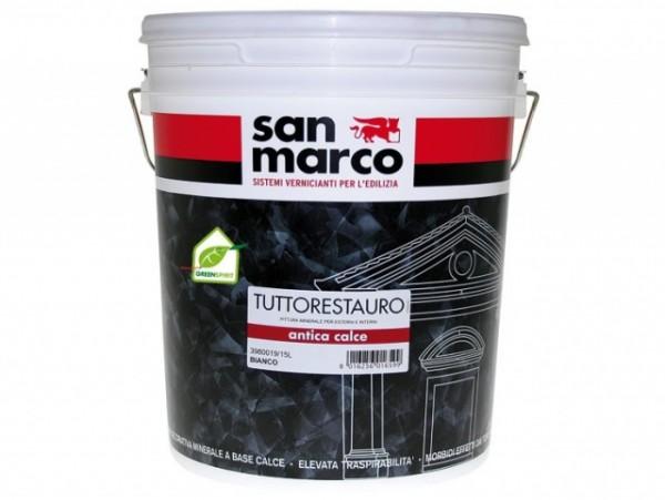 Antica calce (Италия) Минеральная декоративная краска.8 м2 /л