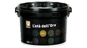 Antico Riflesso Sabiato Декоративная краска с эффектом металлизированной поверхности с мелким кварцевім песком.