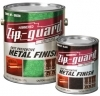 Антикоррозийная уретановая краска по металлу «Zip-guard» защищает металл, дерево, камень и пластик.