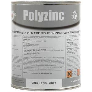 Антикоррозионное покрытие Polyzinc – обогащенное Zn (минимум 92% веса сухого слоя) однокомпонентное покрытие.