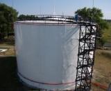 Антикоррозионное покрытие внутренних поверхностей резервуаров