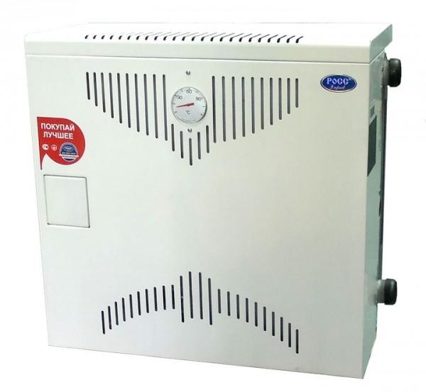 Котел энергонезависимый АОГВ - 10.5ПД два контура