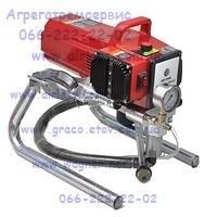 Аппарат безвоздушного распыления Airless 6740i поршневого типа (3L)