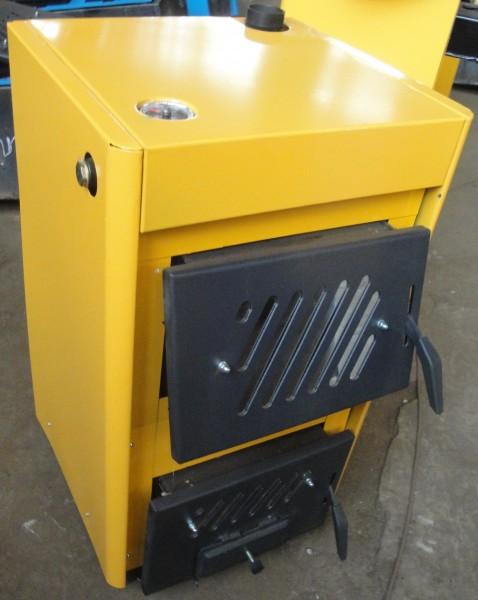 Аппараты отопительные бытовые КОТВ-18 предназначены для теплоснабжения зданий и домов площадью до 180 кв. м.