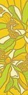 Апрель желтый(фриз)1 115х400размер, мм (доставка)
