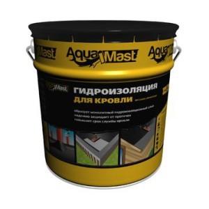 Мастика AquaMast (18 кг) Битумная мастика