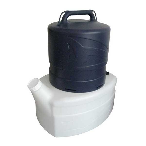Установка для очистки теплообменников Aquamax Evolution 40