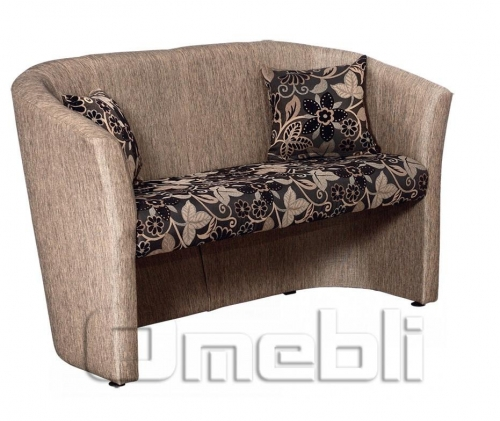 Арабика диванчик Ткань Кантри 16 A32095