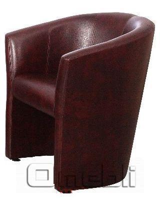 Арабика кресло Мадрас ДК Браун A32025