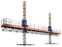 Аренда фасадной платформы Нек MCM Twin Длина платформы: 32.6 м.
