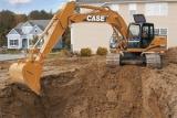 Аренда гусеничного экскаватора Атлас-1704, CASE-888, САТ-318 ковш 0,9-1,2м.куб. Планировка участка, слом построек.
