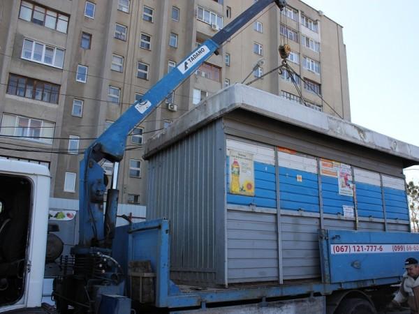 Аренда крана манипулятора Харьков