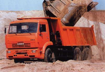 Аренда самосвала г/п от 10 до 25 т, вывоз строительного мусора