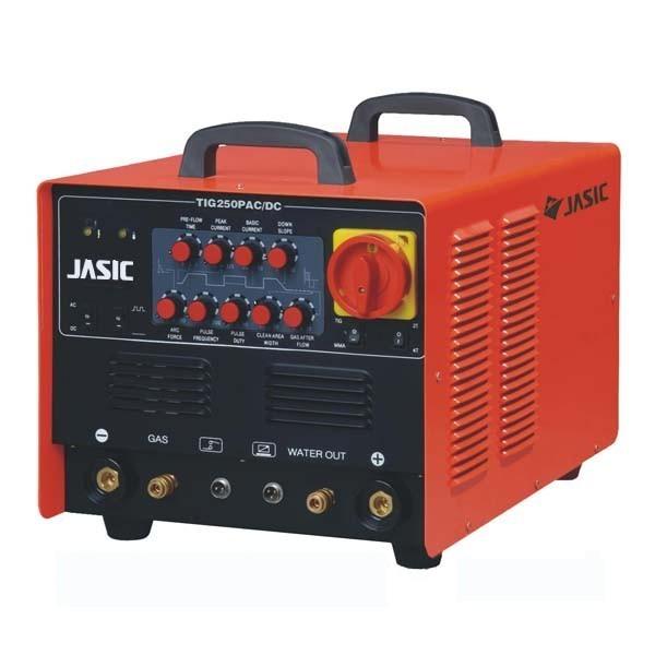 Аргонодуговая сварка JASIC TIG 250P AC/DC