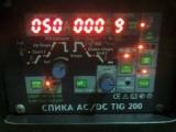 Аргонодуговой сварочный аппарат СПИКА TIG-210P ACDC