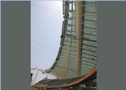 Архитектурные системы из монолитного поликарбоната