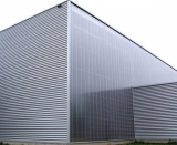 Архитектурные системы из сотового поликарбоната