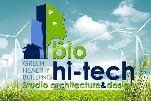 Архитектурно-строите льная студия «bio hi-tech»