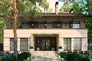 Архитектурное проектирование малоэтажных загородных домов
