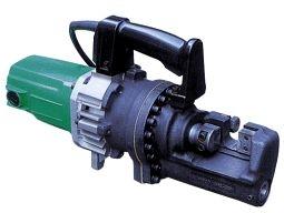 Арматурные ножницы КМС-25Н (Переносные ножницы),скорость резки, секунд 4-6, диаметр арматуры, мм. 4-19;25(мяг.), Мощност