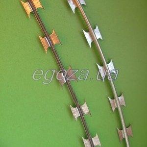 Армированная колючая лента АКЛ Егоза-Стандарт (Колючая проволока)