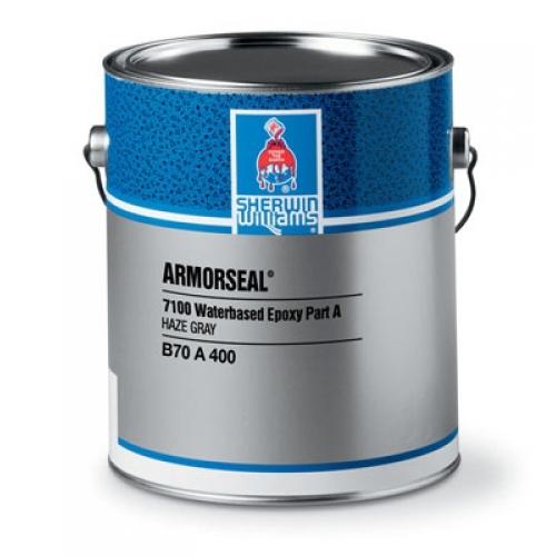 ArmorSeal - краска для пола на водной основе 100% акриловое покрытие