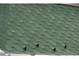 Битумная черепица IKO, Number Hex, зеленый