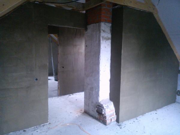 Армування стін та стель сіткою м2