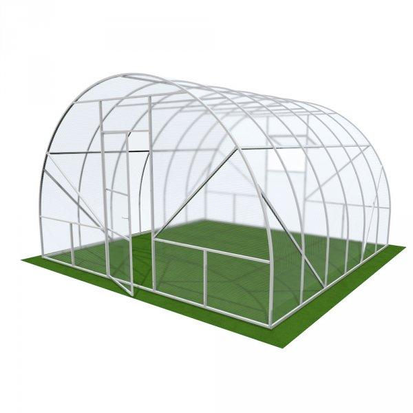 Фото  1 Арочная теплица 4мм Solidprof 4.1x4x2.5м Стандарт 1832755