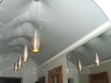 Арочные натяжные потолки