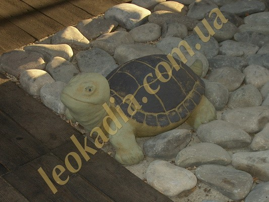 Скульптура Черепаха