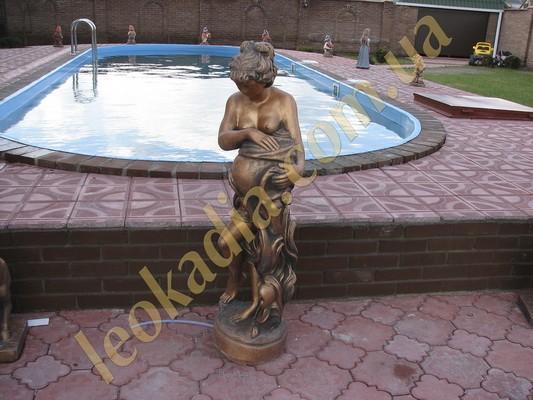 Скульптура для благоустройства территории