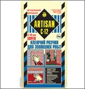 Артисан С-12 СУПЕР Клей для плитки, мозаики, гранита (25кг)